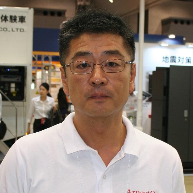 アーネストワン(東京都西東京市) 髙橋博紀プロジェクトマネージャー(47)
