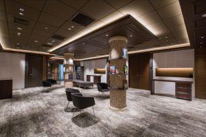 ▲インフィールドが運営する会議室は8割以上の稼働を維持している