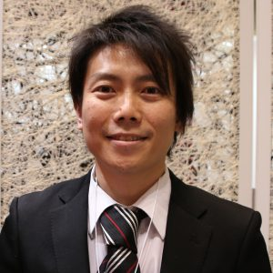 ▲東広(東京都葛飾区) 本郷伸哉氏(34)