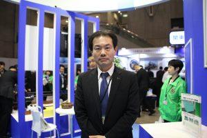 ▲司機工(東京都中野区)鈴木健夫氏(49)