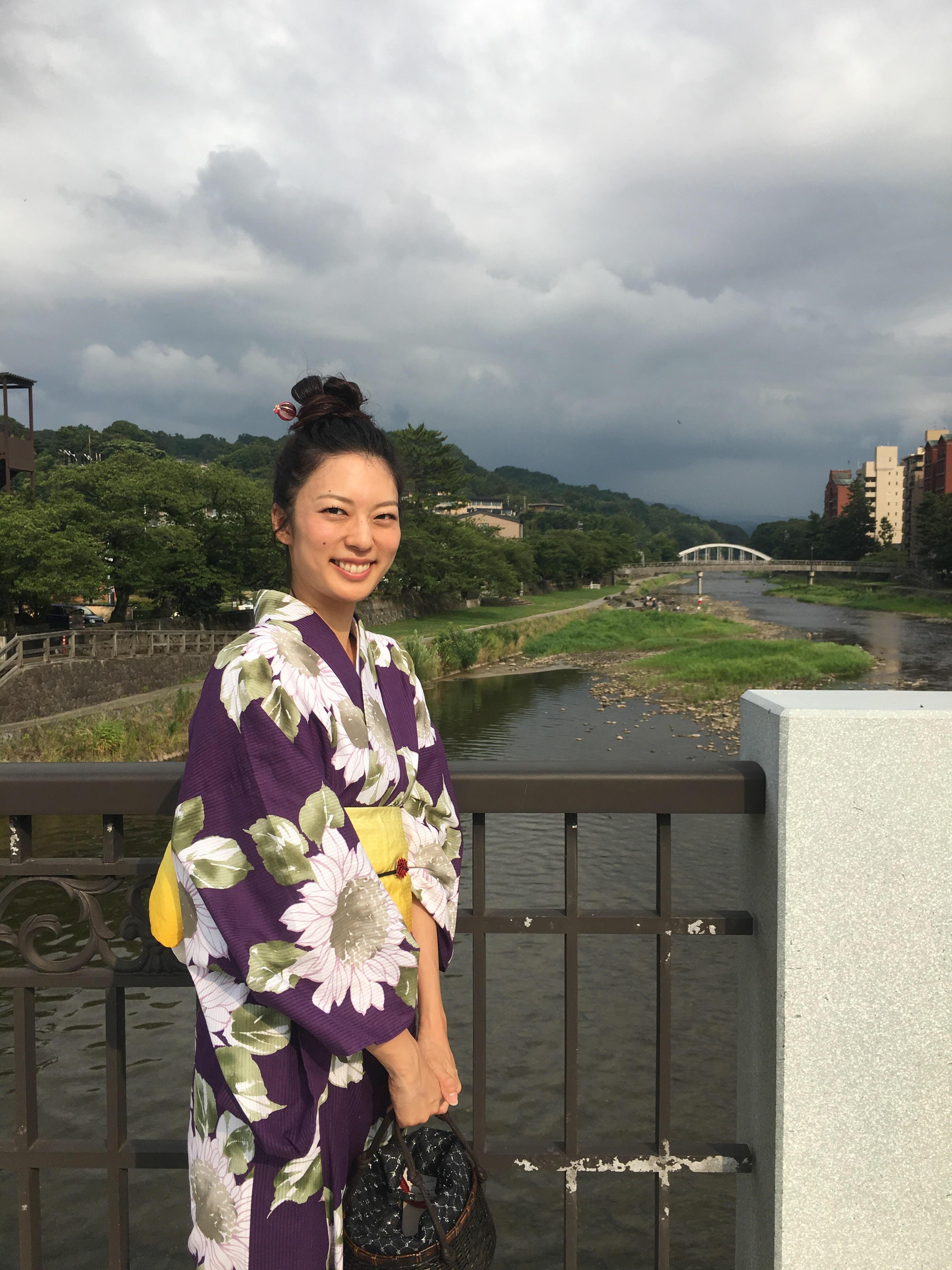 瀧上佳世さん(28)