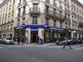ブックオフFCパリに2店舗