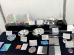 光とレーザーの科学技術フェアの会場写真
