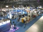 IoT Solutions World Congressの会場写真