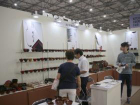 東京インターナショナル・ギフト・ショーの会場写真
