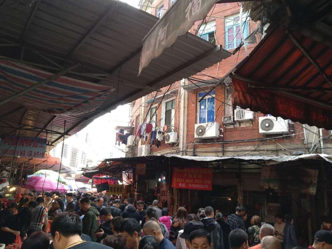 中国 春節の厦門
