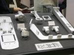 展示会 写真 機械要素技術展、鉄道技術展